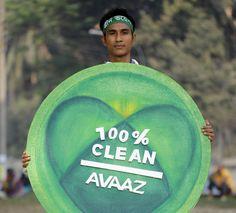 Avaaz - La plus grande mobilisation pour le climat de l'histoire