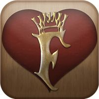 A fairytale app for those in a long distance relationship. Or any relationship really. Or single people.