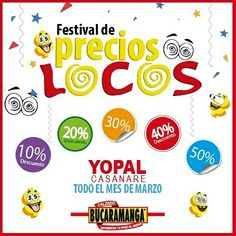 ea86ab99144b2 Todo el mes de Marzo en mercancía seleccionada. ¡Te esperamos!  www.calzadobucaramanga.com. Calzado Bucaramanga · Promociones