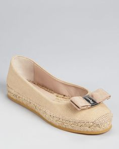 Salvatore Ferragamo Flats - Blake Espadrille Shoes - Wedges   Platforms -  Bloomingdale s 957cdb23b1ae2