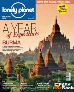 Lonely Planet India January 2013 (PDF)