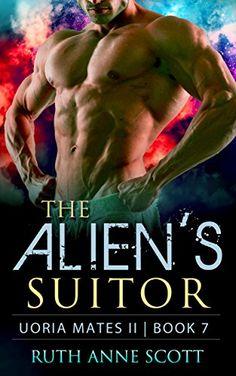 Alien Romance: The Alien's Suitor: A Sci-fi Alien Warrior...