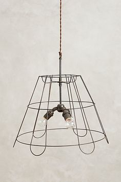 Conduit Pendant Lamp #anthropologie