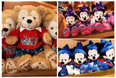 Believe in Magic 2013 Disney Parks Merchandise Collection Featuring Plush