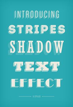 Download these awesome realistic text effects Photoshop files for free. Click on each image to go to the download page. You are permitted to use the resour