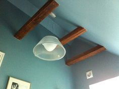 Badeværelse med 4,5 meter til loftet ;-)