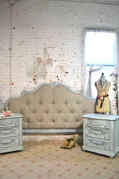 Headboard EBay Furniture Pinterest King Size Headboard
