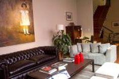 Un salon cosy à l?esthétique classique