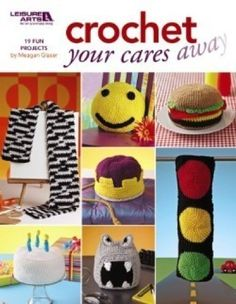 The patterns in this book are just plain fun! ~Emi