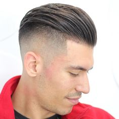 awesome 25 Slicked Back Undercut Ideas - Superb and Stylish Hairstyles Check more at http://stylemann.com/best-slicked-back-undercut-ideas/