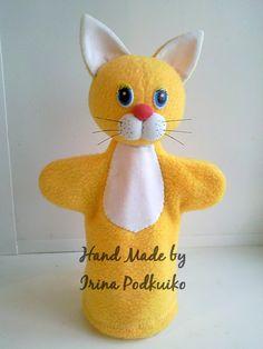 Изготовление куклы для кукольного театра на примере лисы