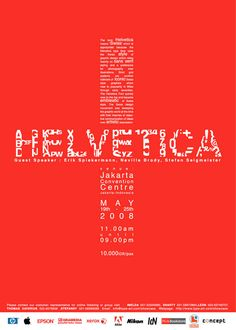Helvetica by William Antonius, Indonesia. This is more of a traditional typography outcome, using a font name Helvetica and incorporating its font letters within the name. Therefore, the poster is advertising an event to appreciate this typography. Typo Poster, Poster Fonts, Typographic Poster, Poster Text, Poster Design Inspiration, Typography Inspiration, Graphic Design Posters, Graphic Design Typography, Poster Designs