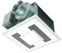 Panasonic WhisperLite Fan - 80 CFM w/ Light