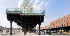 Gammel jernbane er blevet til en kæmpe newyorkersucces
