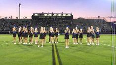 WWMS Cheer Halftime Routine Basketball Cheers, Cheerleading Cheers, Cheer Coaches, Cheer Stunts, Cheer Dance, Football Signs, Football Cheer, High School Football, Football Season