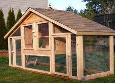 chicken coop ideas plans 400x291 chicken coop design ideas