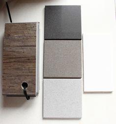 Silestone-marengo, grey expo, niebla w/ white subway tile