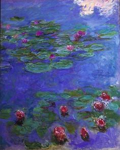 Monet and his mystifying Water Lilies