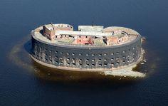 Kronstadt - Fort Alexander