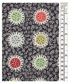 Winter Thistle by Angie Lewin Liberty of London
