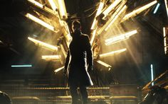 deus ex mankind divided : image, wall, pic