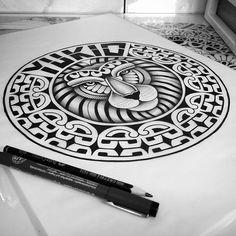#mulpix #yukiotattoo #japasearchtattoo #searchtattoo #studio #pinheiros #art #work #desenho #drawing #maori #lion #leão #japa #yukio