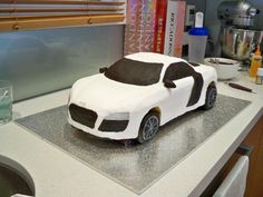 How to make an R8.... cake.