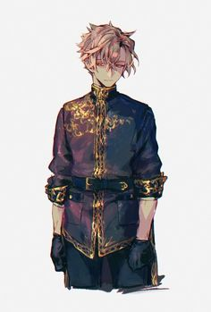 (20) 秦璐 (@qinlu19881031) / Twitter Character Inspiration, Character Art, Character Design, Cute Anime Boy, Anime Guys, Fantasy Characters, Anime Characters, Boy Art, Anime Outfits