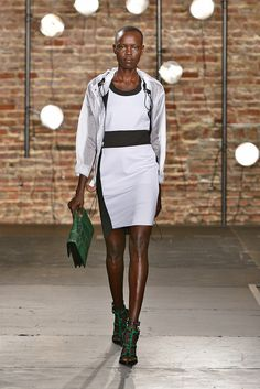 Kenneth Cole Collection Spring 2014 Ready-to-Wear Collection Photos - Vogue