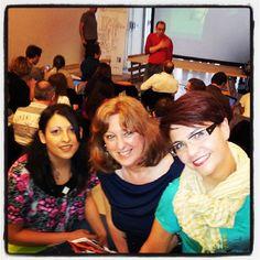 08/06/2013 | #gtconference #Torino con @Katia Beauchamp Beauchamp D'Orta e @Patrizia Kuehn Kuehn Soffiati  #futurosemplice