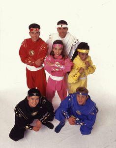 Power Rangers Ninjeti
