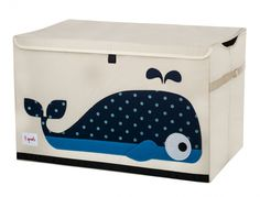 SPEELGOEDKOFFER WALVIS 3 SPROUTS - opbergen, speelgoed, mand | De Boomhut