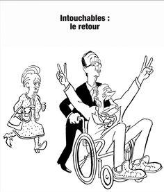 Crédit: © Cabu Les dessins cruellement drôles de Cabu | Slate.fr