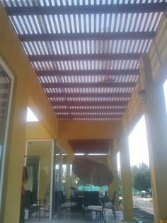 PERGOLAS Y QUINCHOS Outdoor Kitchen Grill, Outdoor Kitchen Design, Outdoor Patio Designs, Outdoor Decor, Covered Pergola, Barbacoa, Backyard Patio, Bbq, Pergola Cover