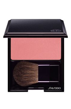 Shiseido The Makeup Luminizing Satin Face Color available at #Nordstrom in Highbeam White