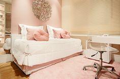 quarto menina rosa - Pesquisa Google