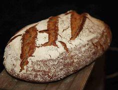bernd's bakery: Bio-Buchweizenbrot / organic buckwheat bread