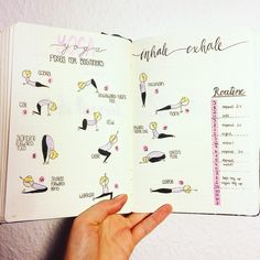 "2,302 Likes, 13 Comments - Planner Inspiration (@showmeyourplanner) on Instagram: ""Beautiful healthy habit tracker from @gettingorganized_bujo #Repost @gettingorganized_bujo ・・・ my…"""