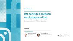 Der perfekte Facebook / Instagram Post – Basierend auf 10 Mio. Daten #onlinemarketing #contentmarketing  #Contentstrategy #content #contentcreation #contentrules