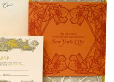 Lalique - Details - Luxury Wedding Invitations - Ceci Ready-to-Order Collection - Ceci Wedding - Ceci New York