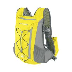 MTR 201 - The MTR 201 is the lightest trail running backpack in the world. The 7-liter version weighs an unbelievable 215 grams. It sits securely on the body and is highly breathable.