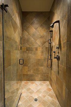 Custom Design Shower