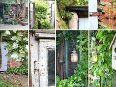 seidenfeins Dekoblog: Mai 2015 Blog, Outdoor Structures, Country Living