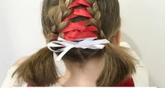 I'm a Christian wife & homeschooling mom of I'm passionate about helping girls feel good about themselves through cute hairstyles! Christian Wife, Christmas Hairstyles, Hat Hairstyles, Santa Hat, New Moms, Hair Makeup, Braids, Corner, Decorating