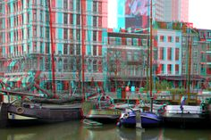https://flic.kr/p/Ceu2Uq   Oude Haven Rotterdam 3D   anaglyph stereo red/cyan