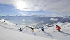 Start in den Skiwinter 2015 Haben Sie schon Lust? Das Cervosa öffnet schon am 10 Dezember 2015. Genießen Sie die ersten tollen Wintertage im CERVOSA WELLNESSHOTEL ***** Serfaus/Tirol! Skifahren, Aprés-Ski, Gourmeterlebnisse und Wellness vom Feinsten.  #leadingsparesort #wellness #winter #ski #urlaub #tirol #österreich #pulverschnee Hotels, Mount Everest, Skiing, Mountains, Nature, Travel, Ski, Long Distance, December