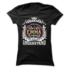 EMMA .Its an EMMA Thing You Wouldnt Understand - T Shir - #gifts #photo gift. GET => https://www.sunfrog.com/Names/EMMA-Its-an-EMMA-Thing-You-Wouldnt-Understand--T-Shirt-Hoodie-Hoodies-YearName-Birthday-54364547-Ladies.html?68278