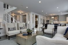 10 Timberline Place SW - Family/Kitchen