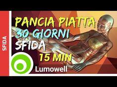 Pancia Piatta in un Mese: Come Dimagrire il Girovita in un Mese - YouTube