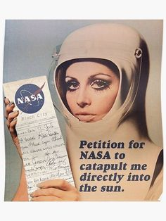 Reaction Memes Discover NASA Poster by binchcity Pin Up Girls, Fondation Vuitton, Tumblr Sticker, Vive Le Sport, Kunst Tattoos, Vintage Glam, Vintage Art, Retro Aesthetic, Mood Pics